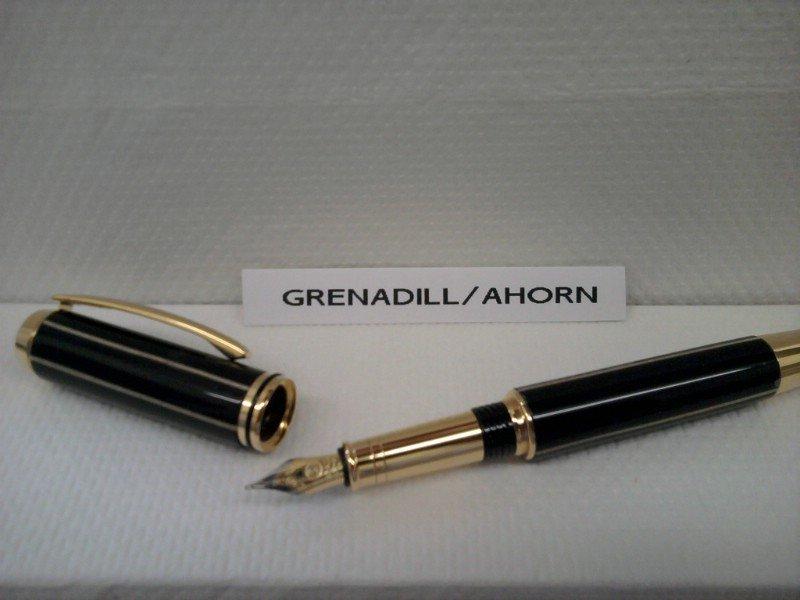 Grenadill-Ahorn 1a