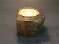 Lichtobjekt 2a, Mooreiche
